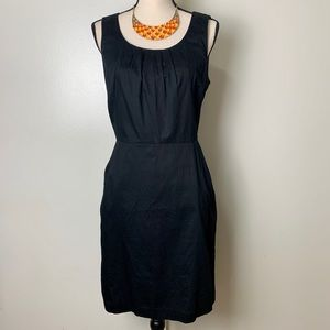 Ann Taylor by Loft Black Dress Size 10